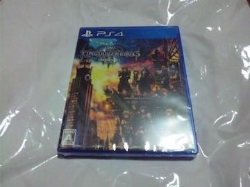 【新品PS4】キングダムハーツ�V 3