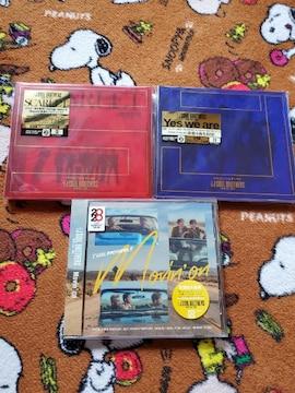 三代目JsoulBrothers  CDセット