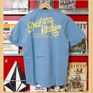 DELUXEWARE デラックスウエア 新品タグ付き Tシャツ S アメカジ