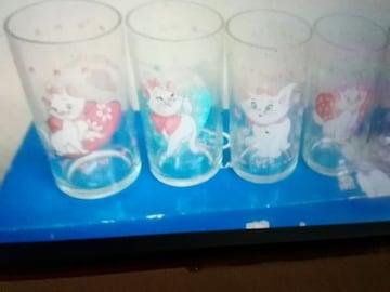 マリーちゃんグラス5点セット