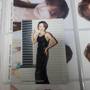 中澤裕子公式ブロマイド202