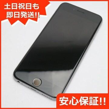 ●安心保証●美品●DoCoMo iPhone6S 64GB スペースグレイ●