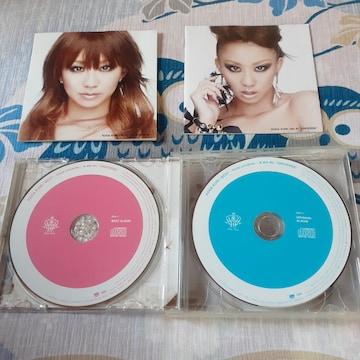 倖田來未 ベスト サード & 8 t h ユニバース 2枚組 CD アルバム