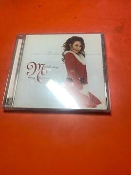 マライア.キャリー CD  Merry Chritmas