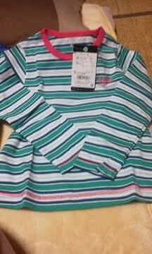 NIKE 女の子ロンTシャツ 110