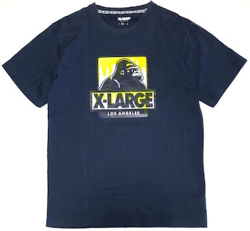XLARGE エクストララージ ドリップロゴTシャツ M