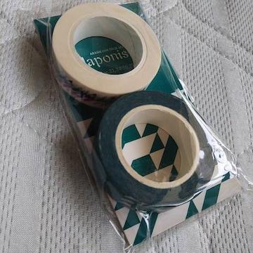 嵐 マスキングテープ Japonism