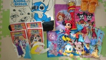 ディズニーキャラクター★おもちゃ、dvd、アクセサリー、布 他
