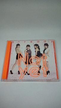 CD+DVD  already  Not yet / オールレディ ノットイェット AKB48 アイドル