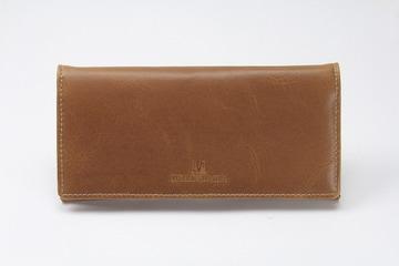 ルチアーノ バレンチノ 長財布 LUV2001キャメル