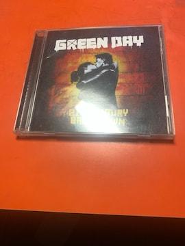 Green Day  CD 21st cenury breakdown