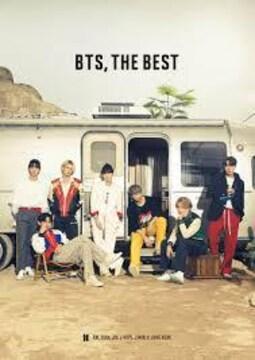 即決 BTS, THE BEST BTS JAPAN OFFICIAL FANCLUB限定盤 新品