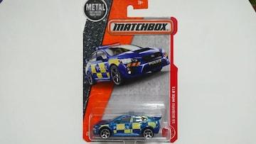 [マッチボックス]'15 スバル WRX STI