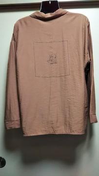 ☆バクプリシャツ☆新品未使用羽織り