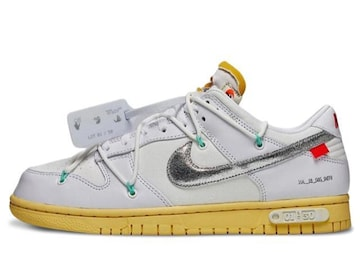 Off-White × Nike Dunk Low The 50 Collection 50 of 1