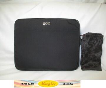 超美品 GUCCI グッチ PCケース ビジネスバック 書類ケース 黒