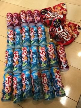 UHA味覚糖 ぷっちょグミ 23本 コロロコーラ2袋 グミ