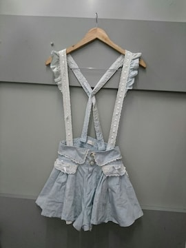 LIZ LISA☆ダンガリーサロペットパンツ