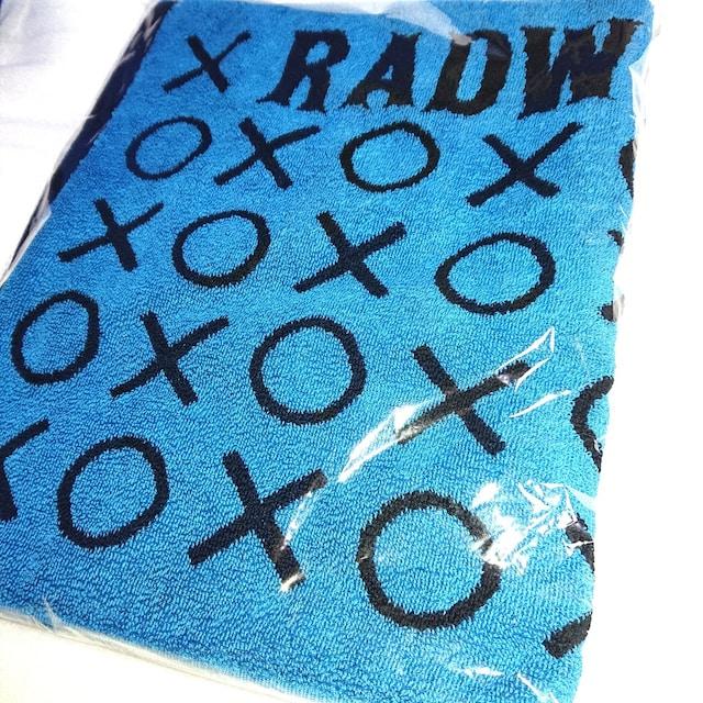 RADWIMPS◆スポーツタオル◆◆新品未開封◆送料無料 < タレントグッズの