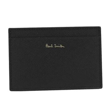 ◆新品本物◆ポールスミス カードケース(BK)『M1A4768 AMINRC』◆