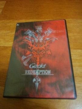 ★CD&DVD Gackt REDEMPTION 2枚組 ガクト 正規品 ★