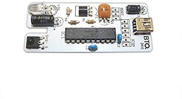 USB接続 赤外線リモコン 完成品