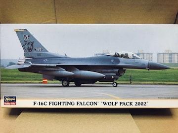 1/72 ハセガワ F-16C ファイティングファルコン ウルフパック2002