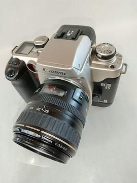 Canon EOS 55 美品 + オマケ EF 28-105mm