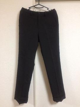 ユニフォーム スラックス ブラック 美品
