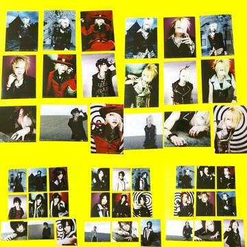 レア★The GazettEFC★ファンクラブ限定物販写真45枚ルキ-れいた-麗-葵