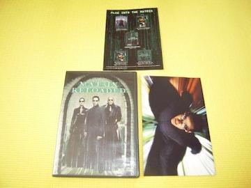 DVD★即決★マトリックス リローデッド★249分