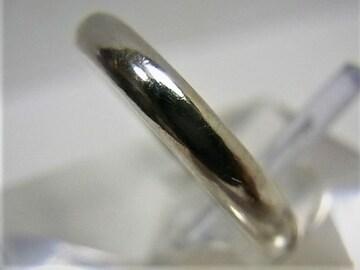 プラチナ リング 指輪 甲丸 サイズ#7.5 結婚指輪