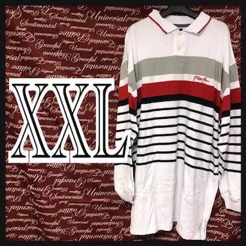 XXL(6L程度)・PHAT FARM・ストリートポロ新品/MCU907-110