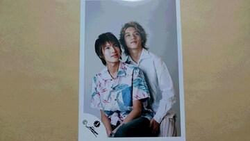 *関ジャニ∞錦戸☆内★Jr.時代の公式ショップ写真1枚♪