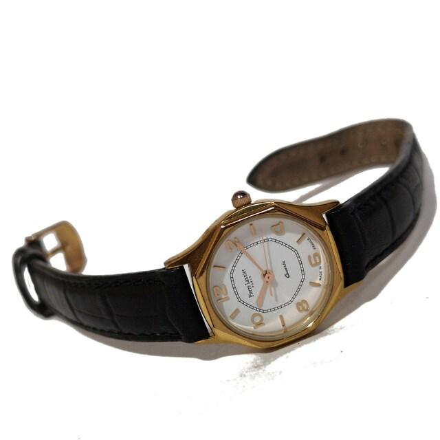 美品 Pierre Lannier【フランス製】美しいレディース腕時計 < 女性アクセサリー/時計の