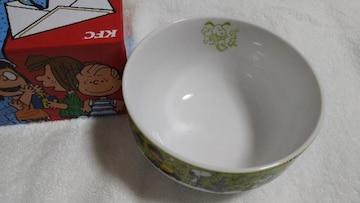 スヌーピーボウル グリーン[新品 未使用 非売品]