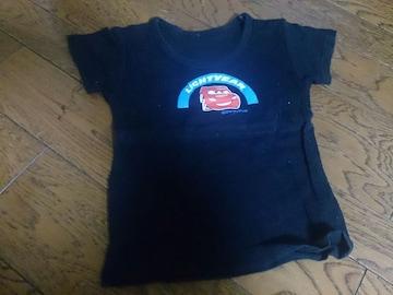 110 Cars 黒のシャツ