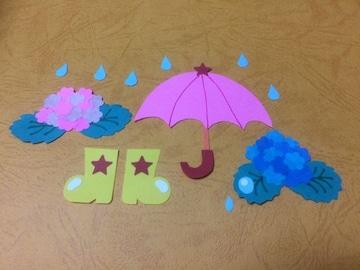 たみふる☆クラフト☆雨の日☆