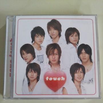 NEWS◇ touch CD+DVD◇中古