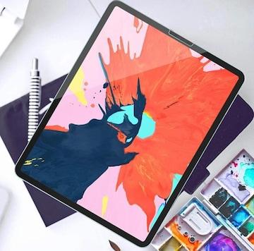 iPad Pro 12.9インチ 第3/4/5世代 ガラス 保護 フィルム