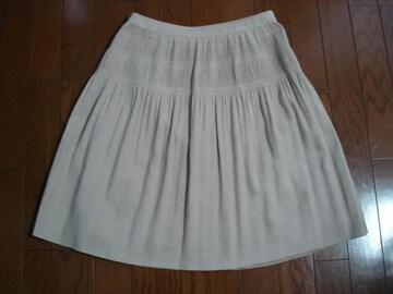 ★anysis エニィシィス スゥエード風デザインスカート★
