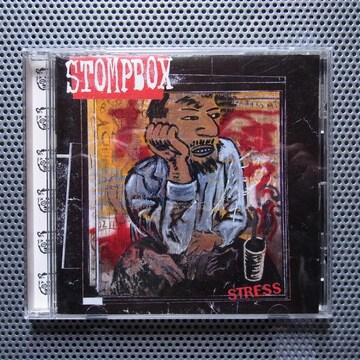 送料無料 STOMPBOX Stress CD