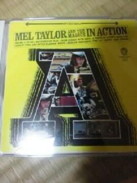 CDアルバム メルテイラーアンドザマジックス インアクション