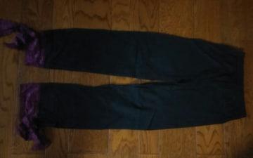 黒 スパッツ M〜Lサイズ 美品