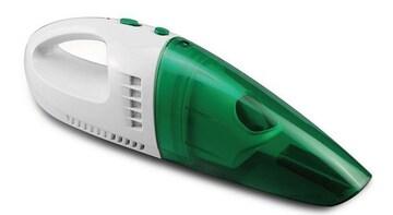充電池式ウエット&ドライハンディクリーナー 緑