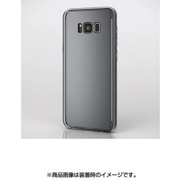 ★ELECOM Galaxy S8+(SC-03J SCV35) ハイブリッドケース