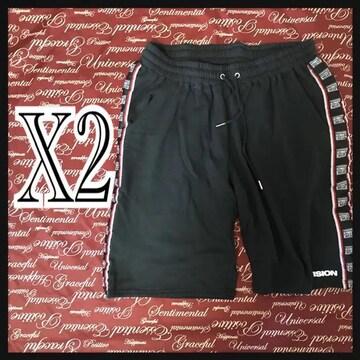 B級品・X2(4L程度)・VISIONストリートハーパン新品/MCR004-107