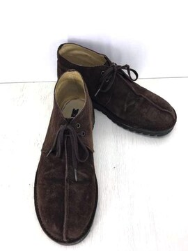 A BATHING APE(アベイシングエイプ)REVOLVER Footsoldier Chukka Suede