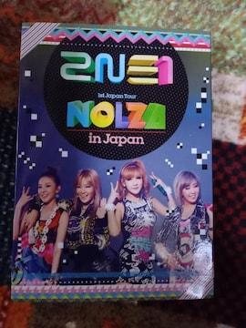 2NE1 1st Japan Tour