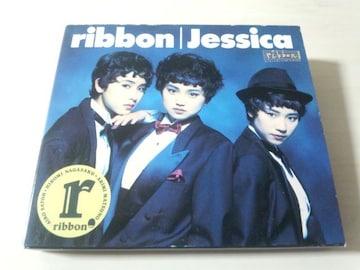 リボンCD「ジェシカjessica」永作博美 ribbon 初回盤 廃盤●